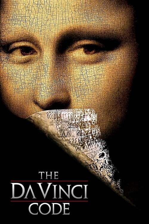 movie cover - The Da Vinci Code