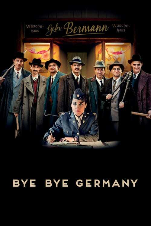 movie cover - Bye Bye Germany