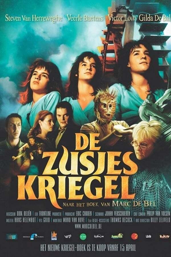 movie cover - De Zusjes Kriegel