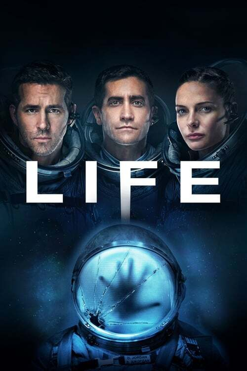 movie cover - Life