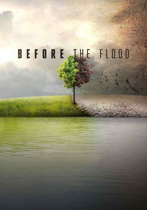 movie cover - Before The Flood