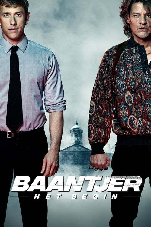 movie cover - Baantjer: Het Begin