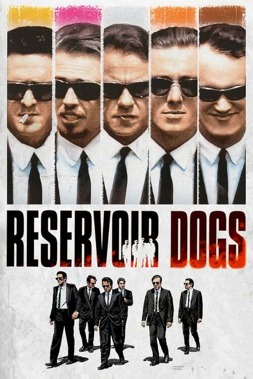 movie cover - Reservoir Dogs