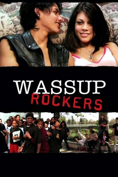 movie cover - Wassup Rockers
