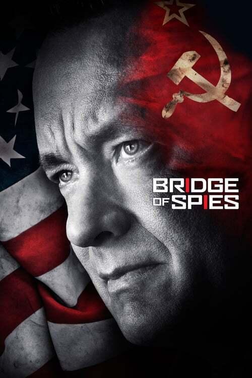 movie cover - Bridge Of Spies