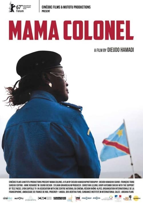 movie cover - Maman Colonelle