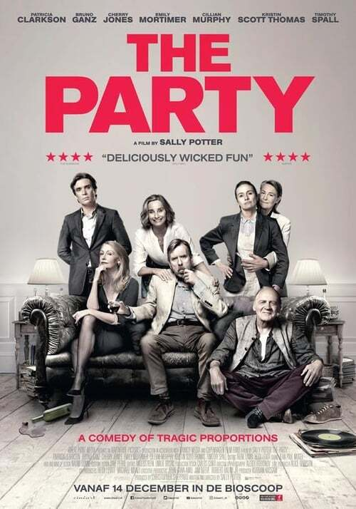movie cover - The Party