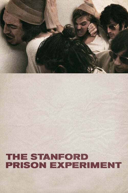 movie cover - The Stanford Prison Experiment