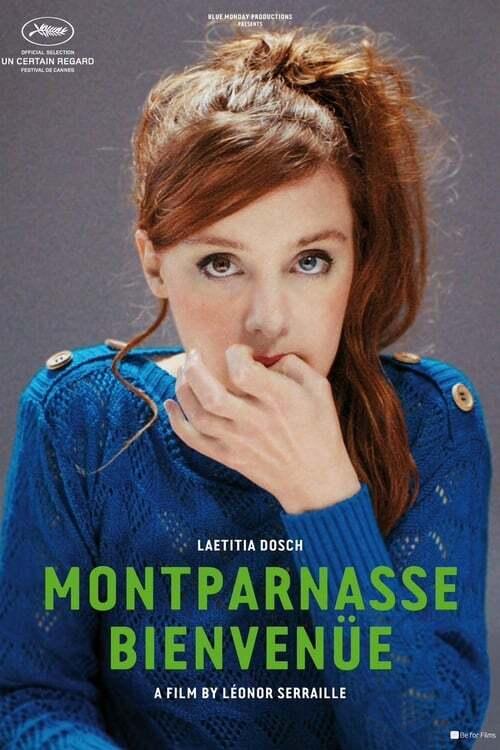 movie cover - Jeune Femme