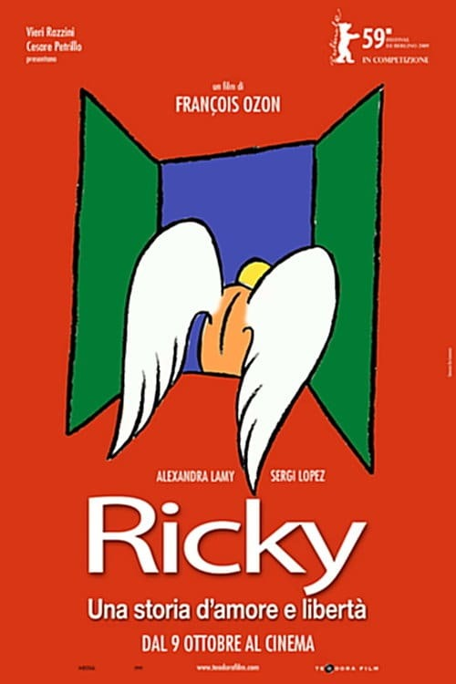movie cover - Ricky