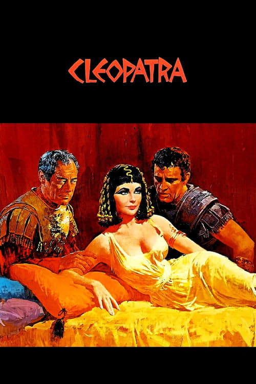 movie cover - Cleopatra