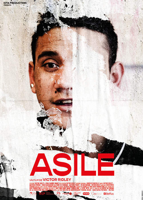 movie cover - Asile