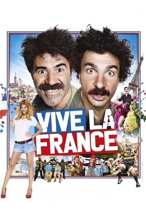 movie cover - Vive La France
