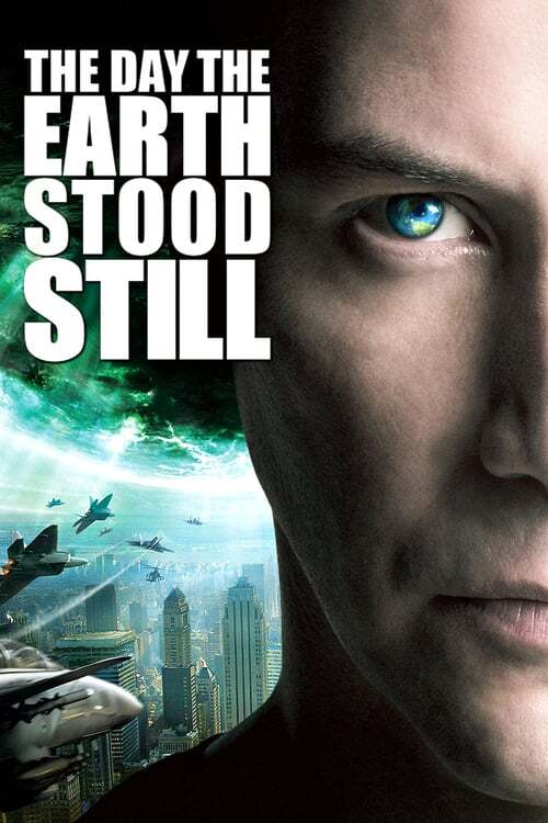 movie cover - The Day The Earth Stood Still