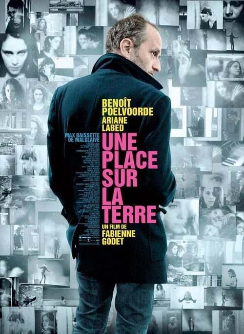 movie cover - Une Place Sur La Terre