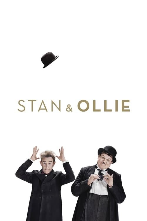 movie cover - Stan and Ollie