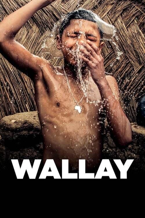 movie cover - Wallay