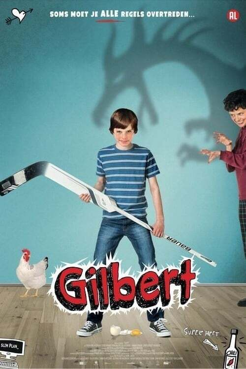 movie cover - Gilbert