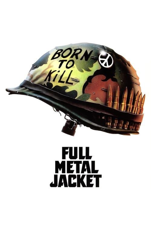 movie cover - Full Metal Jacket
