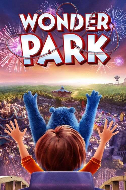 movie cover - Wonder Park