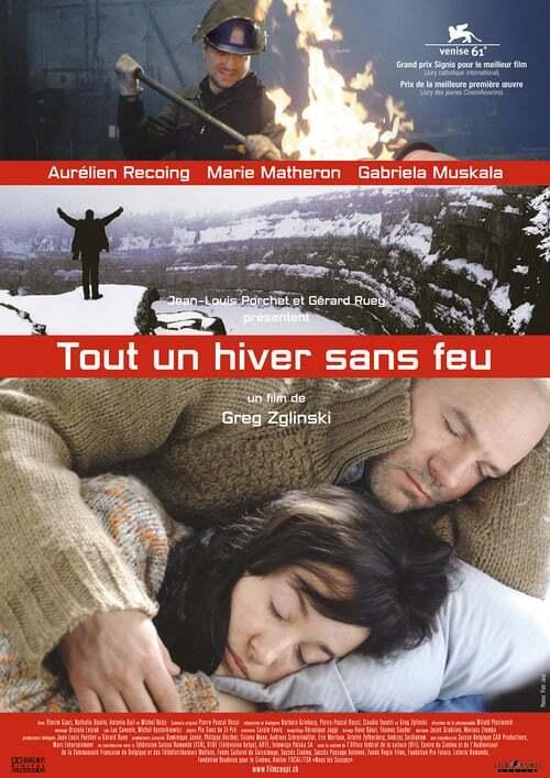 movie cover - Tout Un Hiver Sans Feu