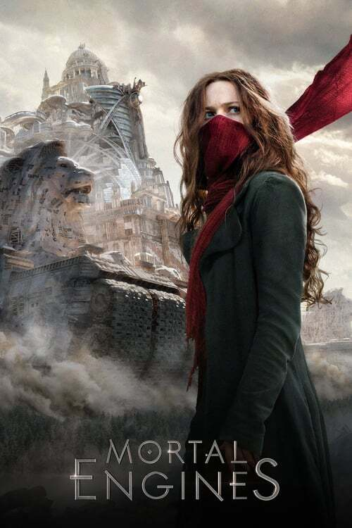 movie cover - Mortal Engines