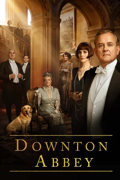movie cover - Downton Abbey