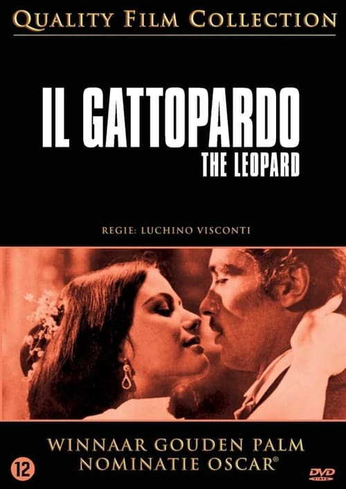 movie cover - Il Gattopardo