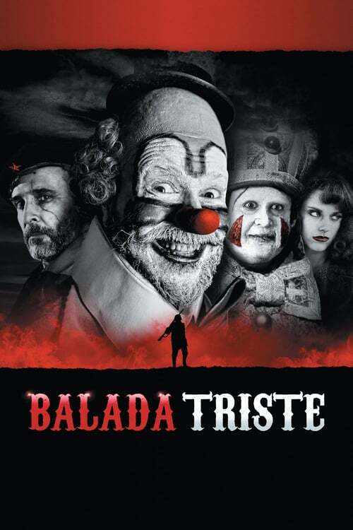 movie cover - Balada Triste De Trompeta