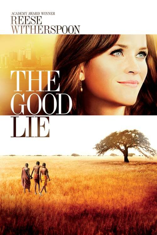 movie cover - The Good Lie