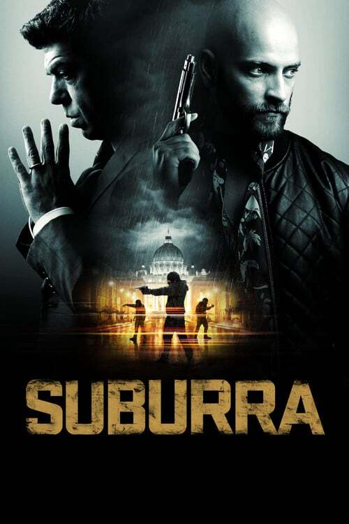 movie cover - Suburra