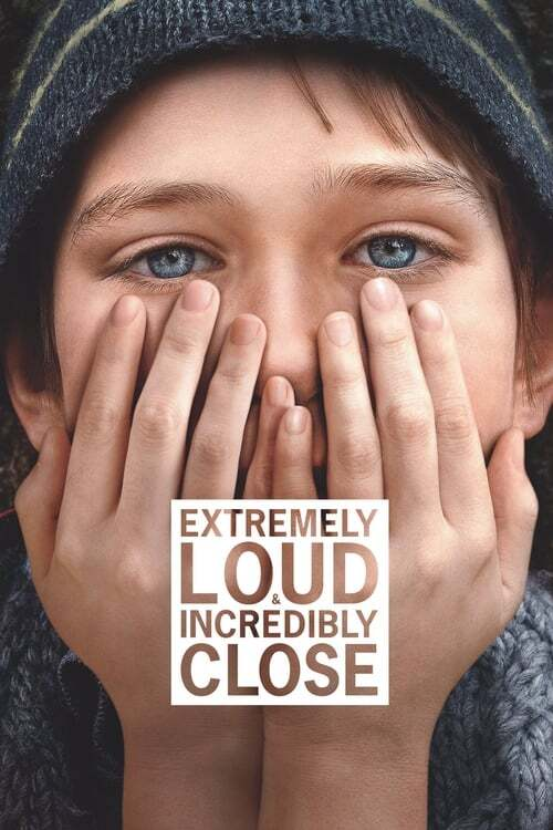 movie cover - Extremely Loud & Incredibly Close