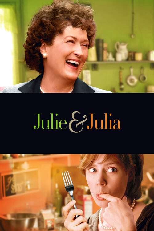 movie cover - Julie & Julia