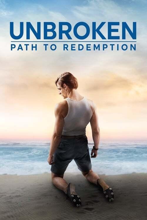 movie cover - Unbroken: Path To Redemption