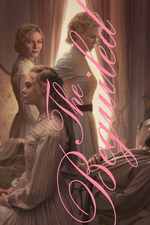 movie cover - The Beguiled