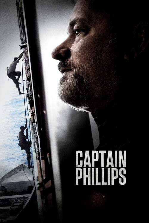 movie cover - Captain Phillips