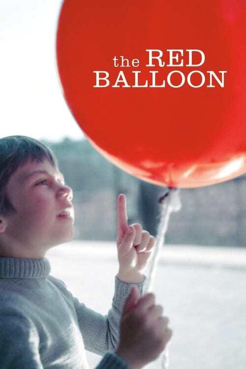 movie cover - Le Ballon Rouge