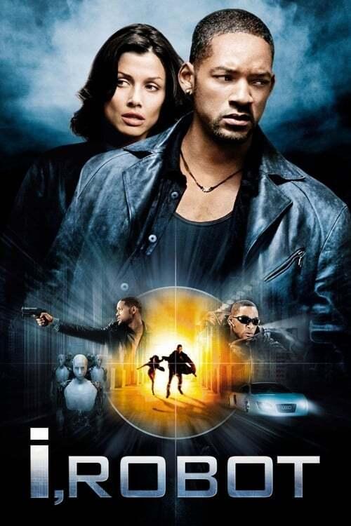 movie cover - I, Robot