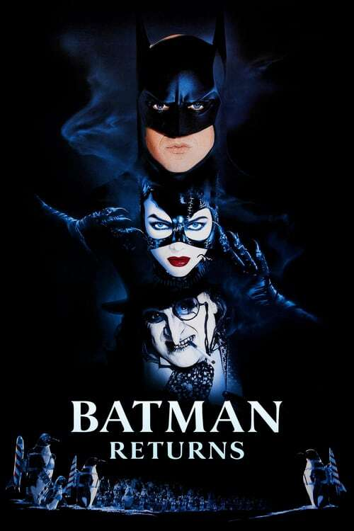 movie cover - Batman Returns