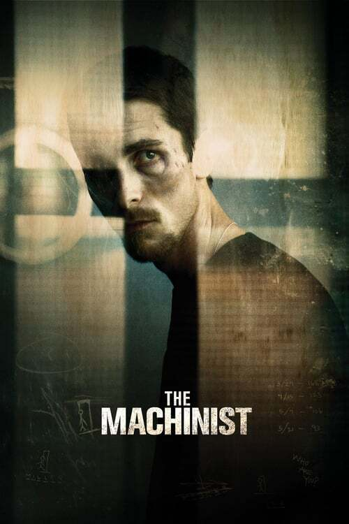 movie cover - The Machinist