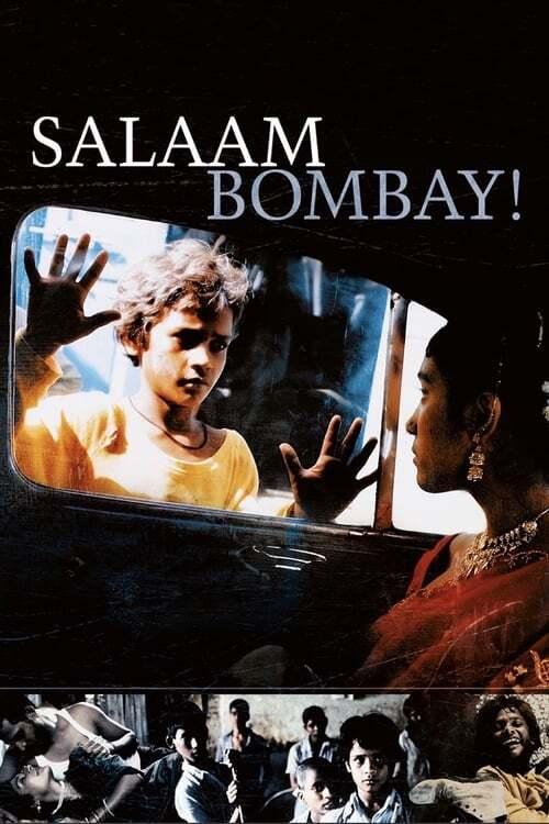 movie cover - Salaam Bombay