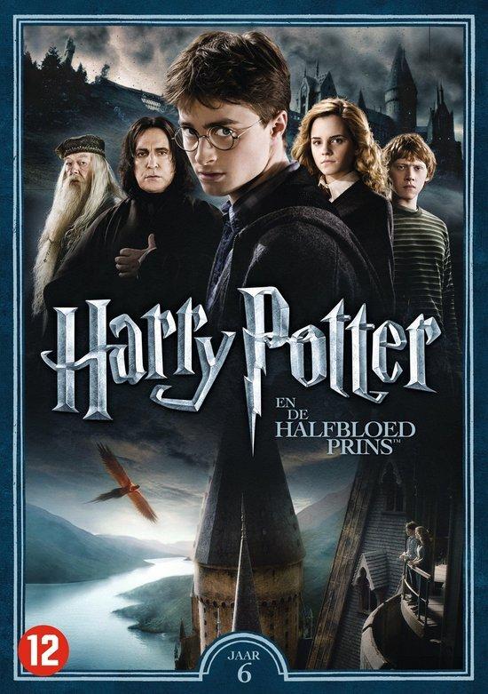 movie cover - Harry Potter en de Halfbloed Prins