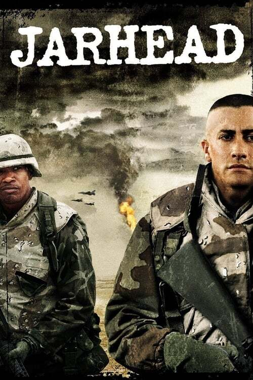 movie cover - Jarhead