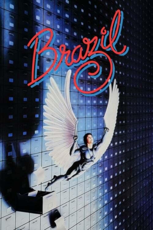 movie cover - Brazil