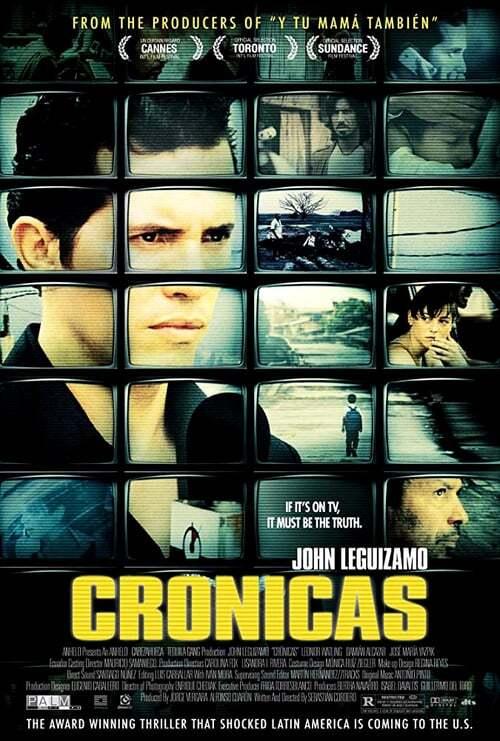movie cover - Cronicas