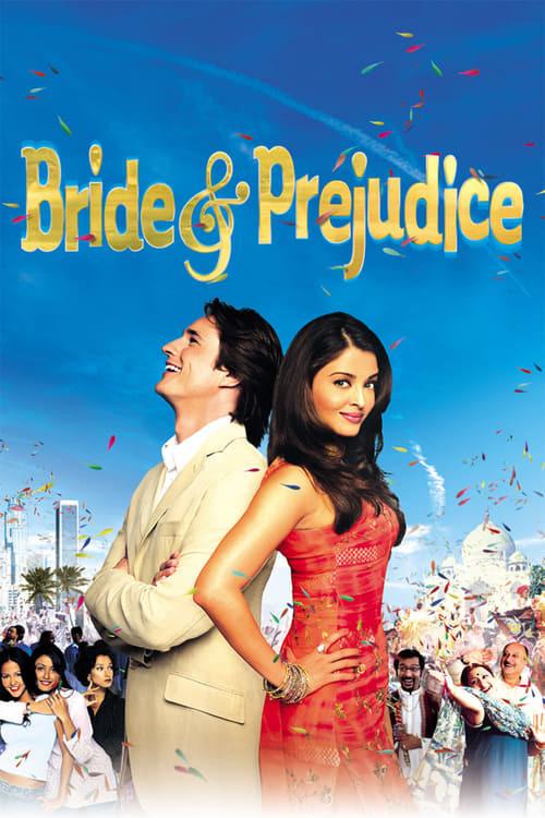 movie cover - Bride and Prejudice