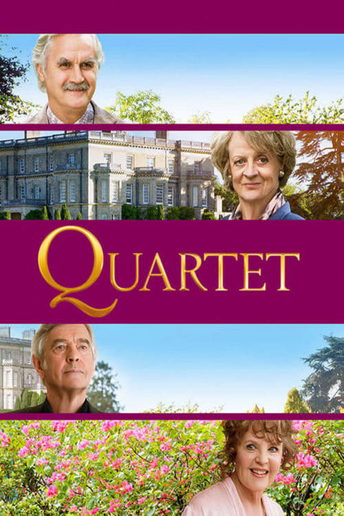 movie cover - Quartet