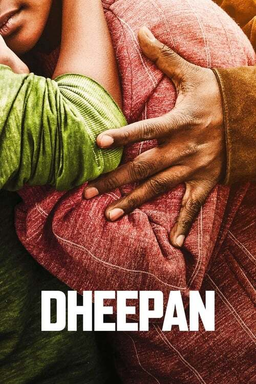 movie cover - Dheepan