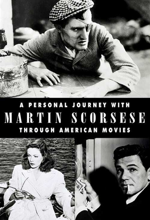 movie cover - A Personal Journey With Martin Scorsese Through American Movies