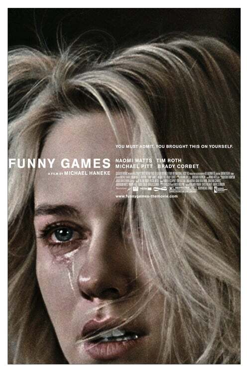 movie cover - Funny Games U.S.